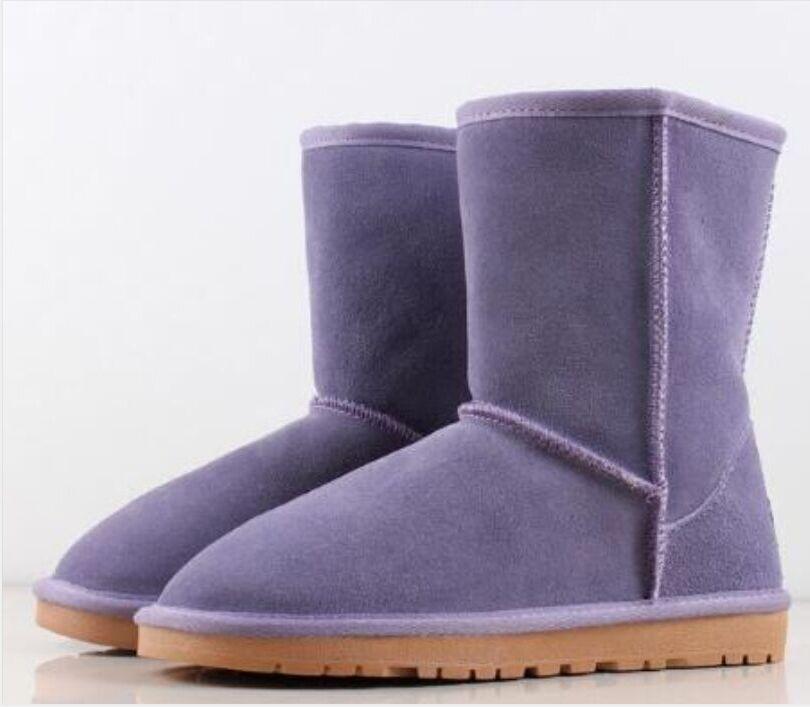 2021 Дизайнерские Женщины Австралии Снежные Сапоги Женщины Зимний WGG Fur Furry Сатин Лодыжка Ботинок Кожа на открытом воздухе Обувь