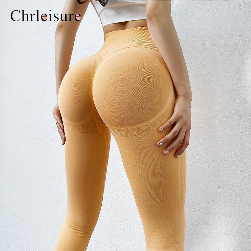 Frauen Push-Up-Leggings Fitness Nahtlose Legging Frauen mit hohen Taille Elastizität dünnen Legging C1019