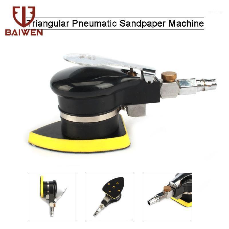 Сандерс пневматические наждачные бумажные инструмент для полировщиков насадьбу Случайный орбитальный шлифовальный аппарат для автомобиля для автомобильного краски Уход за ржавчиной1