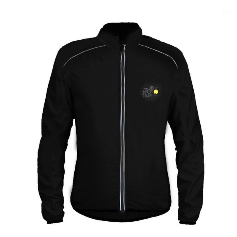 2019 nuevos hombres sueltos mujeres chaqueta ligera con cremallera sólida impermeable a prueba de agua bicicleta ciclismo deportivo Outwear roupa masculina1