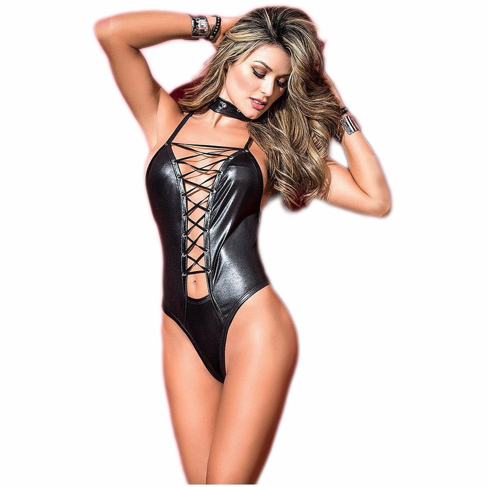 Сексуальное белье Набор для секса Wetlook Bodysuit Женщина Плюс Размер Секс игрушки для пар Эротический Bodystocking нижнее белье порно BDSM костюмы