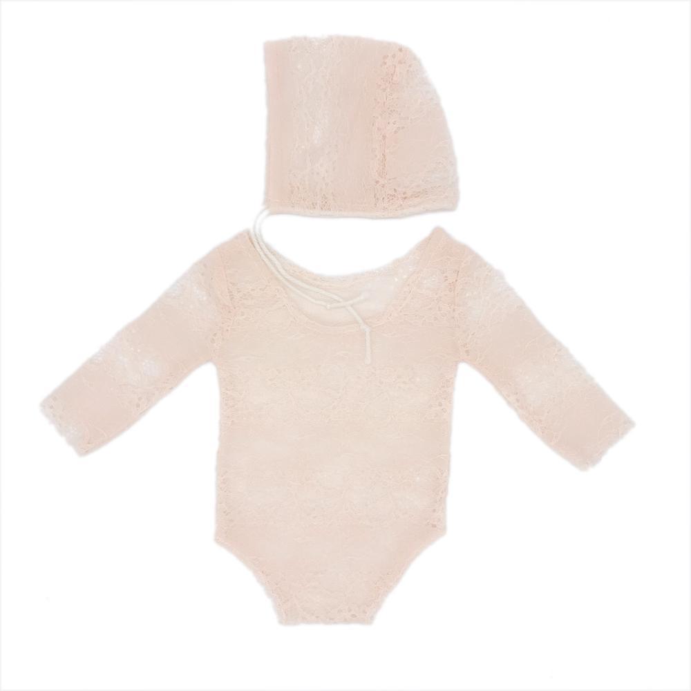vêtements 5Cross-frontière nouvelle photo pour enfants vêtements de dentelle nouveau-né pleine lune 100 jours vêtements chapeau princesse bébé