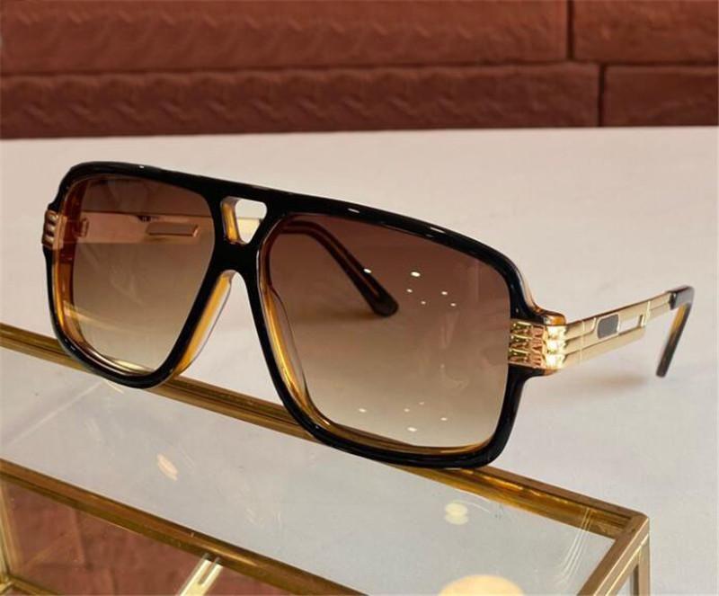 New Fashion Design Pilot Sunglasses 6023 Semplice stile popolare per uomo Top Qualità Vendita UV400 Eyewear di protezione con scatola originale