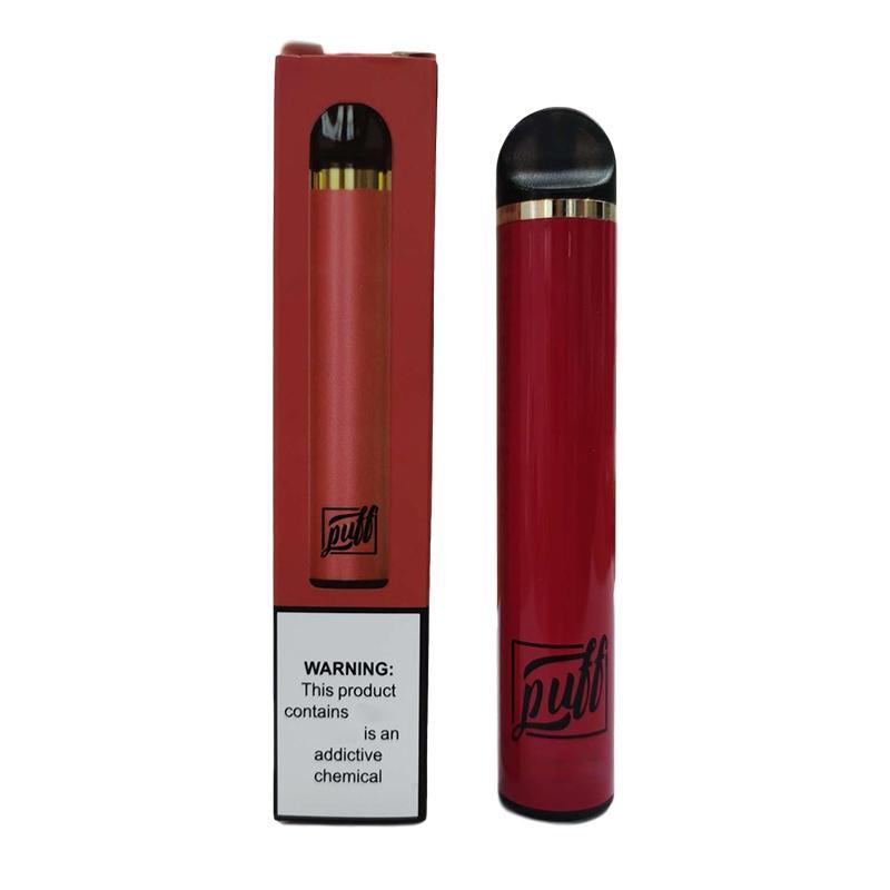 Os mais recentes PUFF XTRA XTRA extra descartáveis Vape Pen 1500Puffs pré-cheia 5,0ml Cartuchos Starter Kit vaporizador Pods e cigarro Vapor