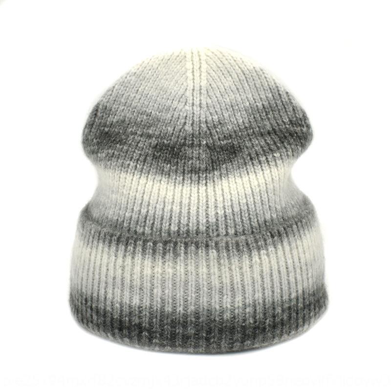 5ODS Yvez Hatnew Örgü Sonbahar Şapka Baskı Ve Sıcak Yün Topu Yok Brim Despicable Me Minion Leopar Şapka ve Spot Örme Tasarımcı