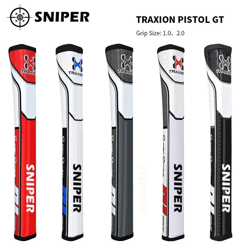 Nuevo Putter Putter Grips GT 1.0 / 2.0 Tamaño de putter de golf sin tecnología TIPERA 201029