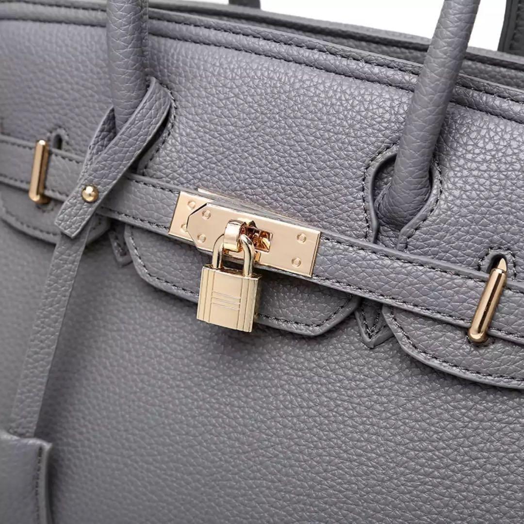 Toptan-Yeni Stil Orijinal Moda Turuncu Üst Yüksek Kalite Lüks Kilit Tasarımcı Çanta Gerçek Kadın Çantası Akşam Çanta Tote FR028