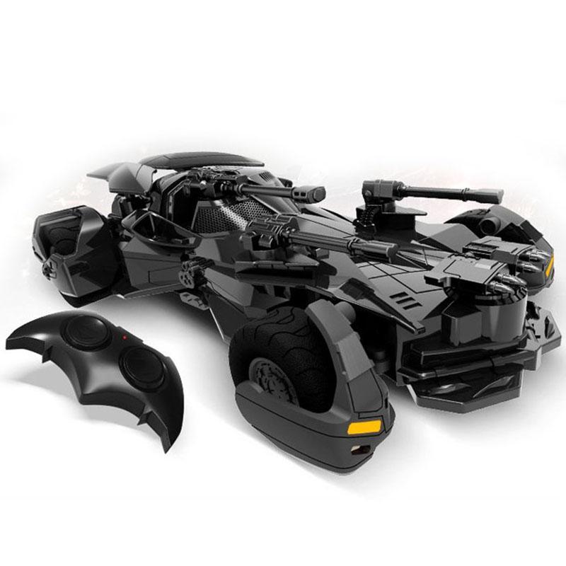 1:18 Batman RC Auto Justice League Fernbedienung Elektrische Spielzeug Modell Batmobile RC Sportfahrzeug Auto