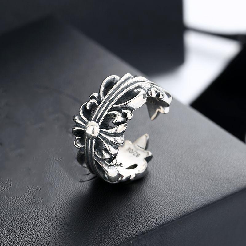 Лучший хип продажи Open Шарм кольцо Hop высокого качества Посеребренная кольцо моды шаблон шаблон кольцо Регулируемый размер