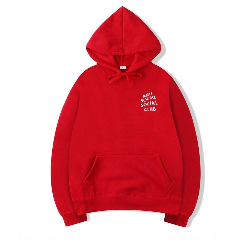H103 Fashion Color Mann Mens Schädel druckte Kleidung Winter-Sweatshirts Männer Hip Hop Street Feste Kleidung Hooides Hoody Fleece