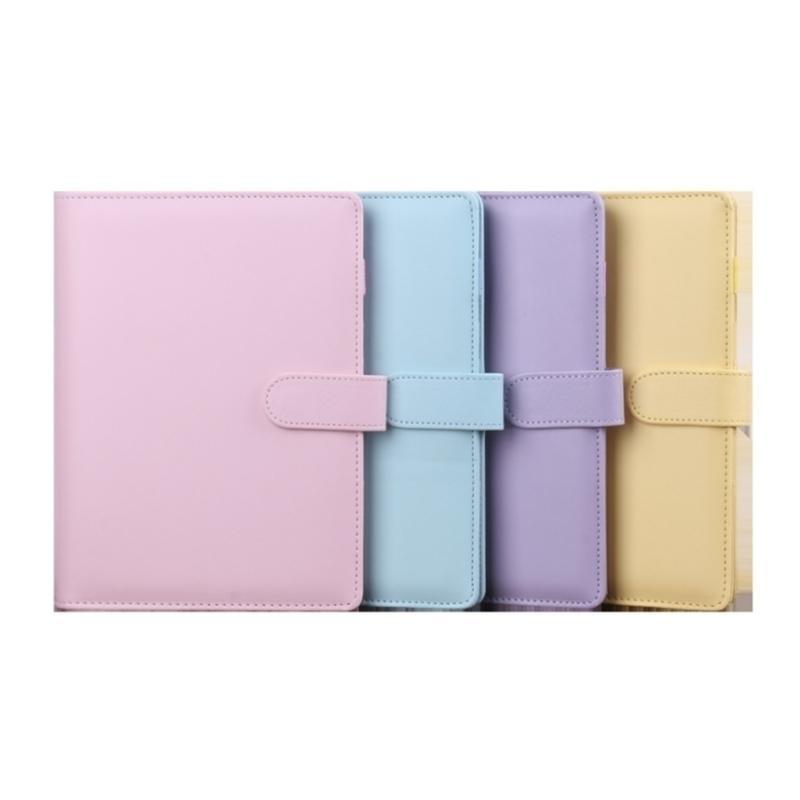 2020 Magic Book Notizblöcke nette A6 multi Farben Notebook Schule Bürobedarf A10