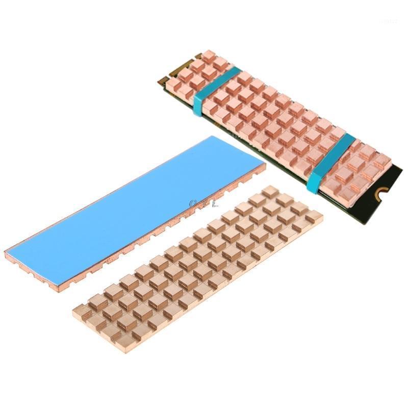 Copper Heatsink Adesivo Condutor Térmico para M.2 Formulário de Geração Próxima 2280 PCI-E NVME SSD1