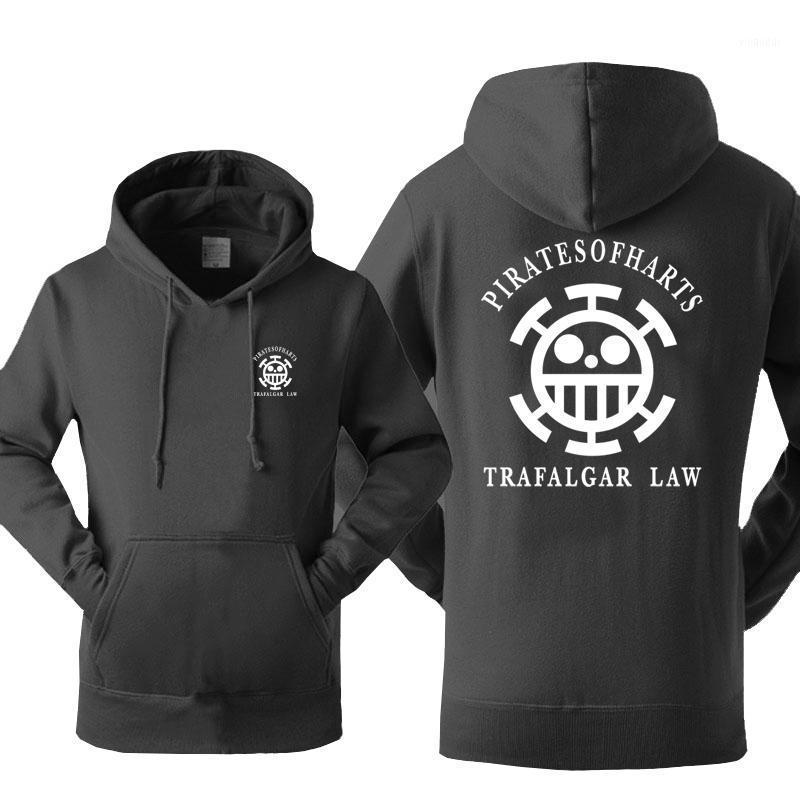 2020 outono hoody winter sweathsirts para homens anime uma peça impressão Trafalgar lei moda homens sportswear harajuku hoodies hood1