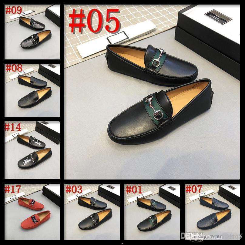 C5 Патентная кожа мужская кисточка Loafer Обувь на открытом воздухе на платье Обувь Квартиры Свадебный клуб Черная Водительница Мокасины 33