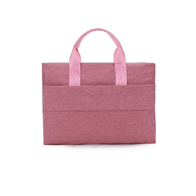 HBPCarrying for Laptop Sleeve Handbag Portable Notebook Tablet Bag Fashion Lightweight Briefcase Q0112