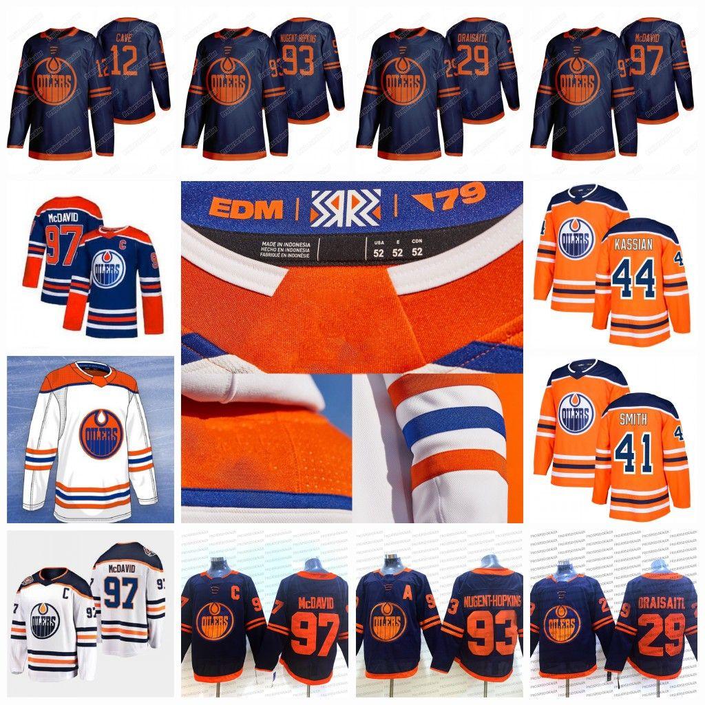 2021 Womens Edmonton Oilers 2021 Reverse Retro Connor Mcdavid Colby Cave Leon Draisaitl Ryan Nugent Hopkins Gretzky Darnell Nurse Kassian Jersey From Projerseydealer 23 88 Dhgate Com