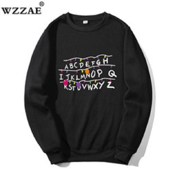 Sweatshirts Femmes Et Hommes Étranger Thing Sweatshirt Sweatshirt Hommes AUTURM HIVER HI HOP Sweat à capuche Sweat-shirt pour hommes Pull