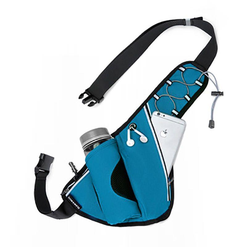 Fashion Triangle Multifunción Bolsa de deportes Nuevo Ejecución de la cintura Bolsa de bolsillo Bolsa de ciclismo Bolsa de ciclismo Paquete antirrobo para exteriores Bolsas de cinturón