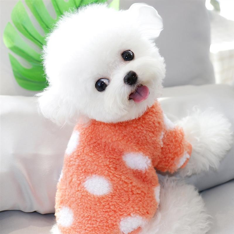 APONU Осень и зимняя собака медведь осень и зимний медведь костюм Тедди Тедди Бим Шергрей Йоркширский кошка VIP щенки Миниатюрная собака домашняя одежда