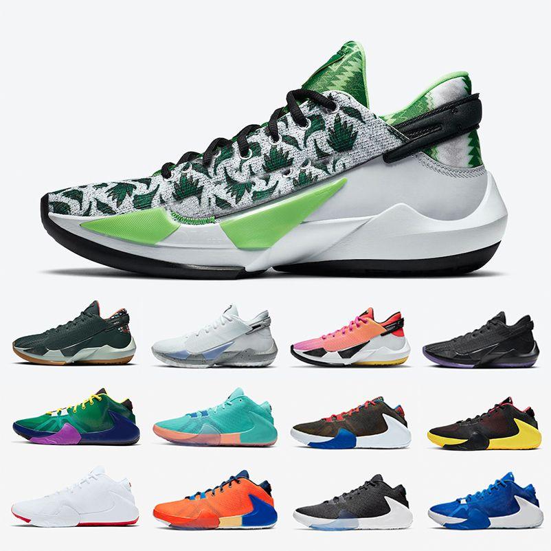 Nike Zoom Freak NRG freak 2.0 tênis masculino basquete naija empoeirado ametista bamo cimento branco freak 1 all bros men tênis tênis esportivos 40-46
