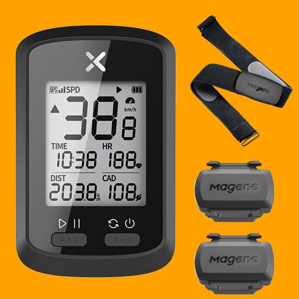 XOSS G Plus Magene H64 Bluetooth ANT + Heart Rate Sensor Speedometer For Bryton IGPSPORT Computer Run Bike Bicycle