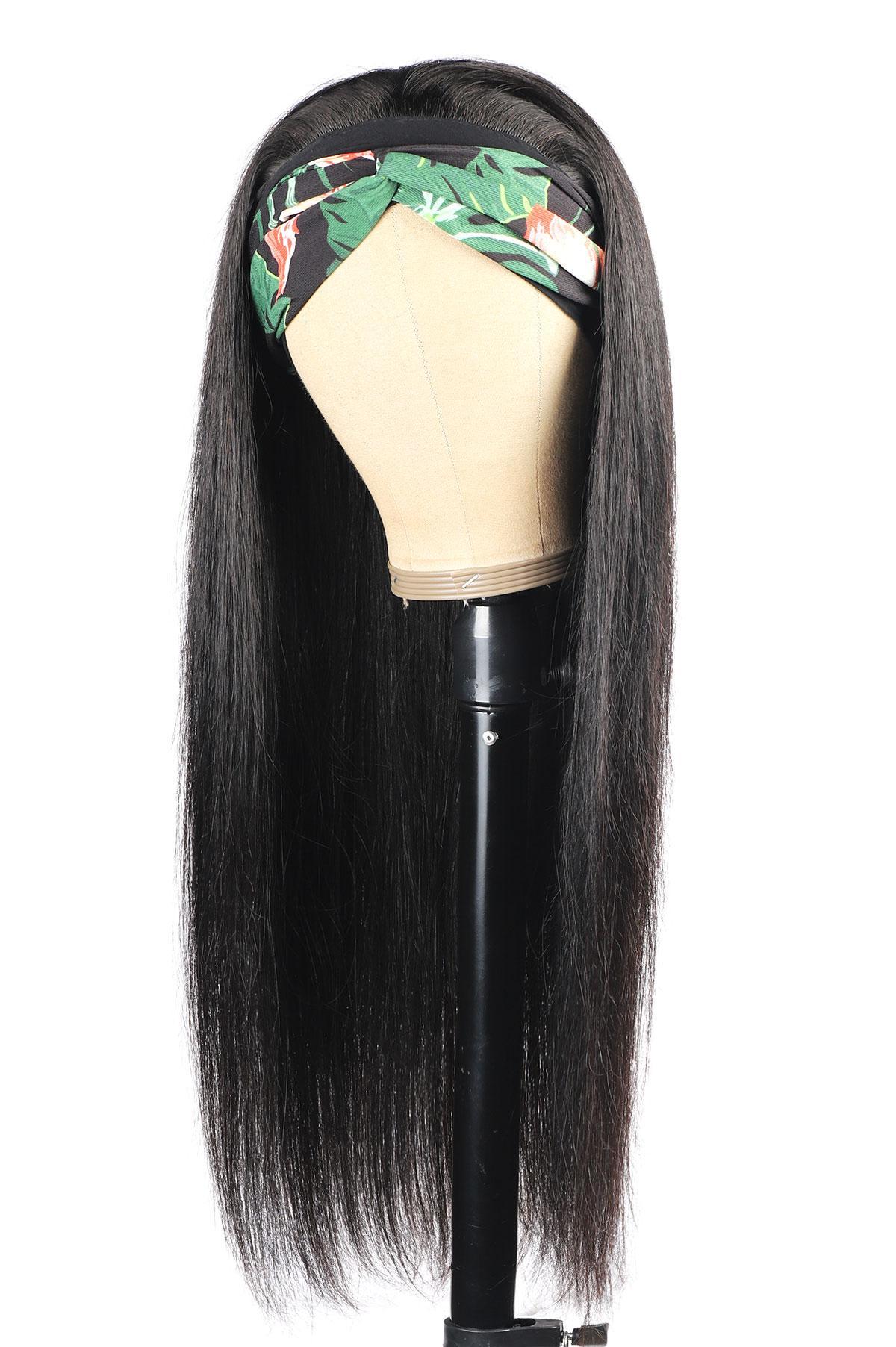 Parrucca Meetu Nuovo lunghi 28 30inch dei capelli del corpo umano parrucche con fascia acqua direttamente allentato profondo Nessuno del merletto di colore naturale per le donne