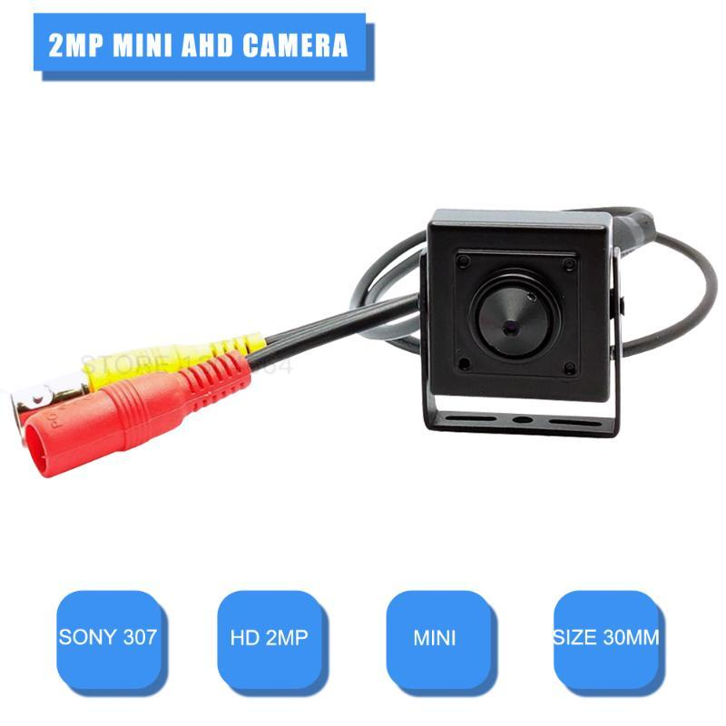Kameralar AHD 1080 P Mini Kamera Sony 307 CCTV Gözetim Kapalı Güvenlik Küçük 2MP Mikro Video