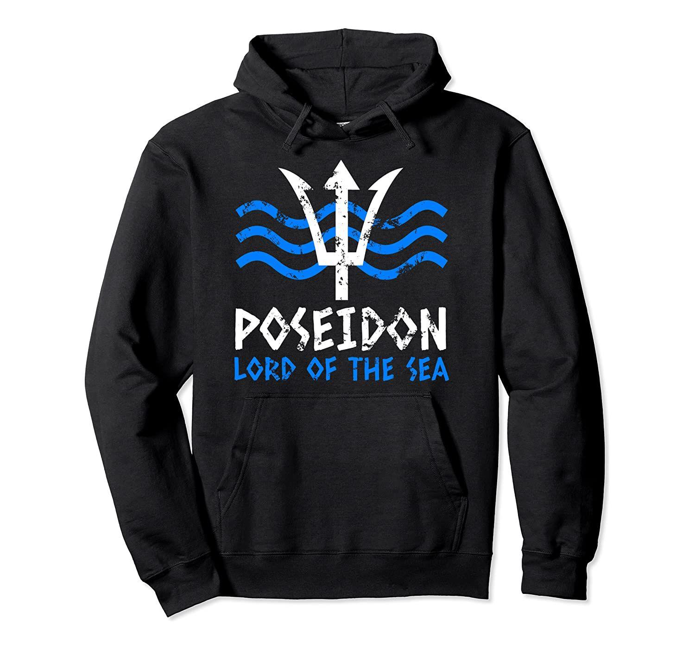 Посейдон Trident пуловер Толстовка унисекс Размер S-5XL с Цвет Черный / Серый / Синий / Royal Blue / Dark Heather греческих богов Lord Of The Sea