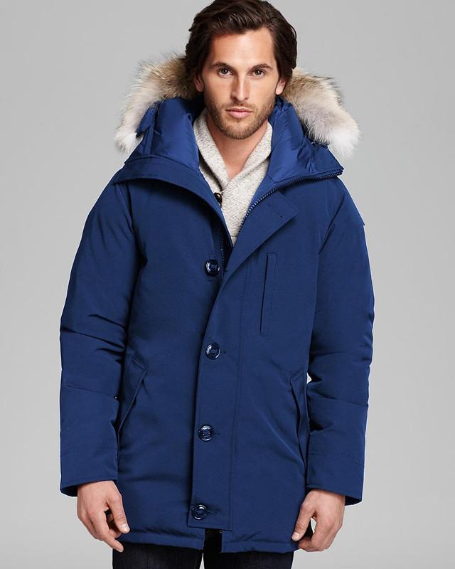 남성 겨울 코트 Doudoune 다운 재킷 Veste 옴므 야외 겨울 Jassen 겉옷 큰 모피 후드 Fourrure Manteau Hiver 파카 Doudoune