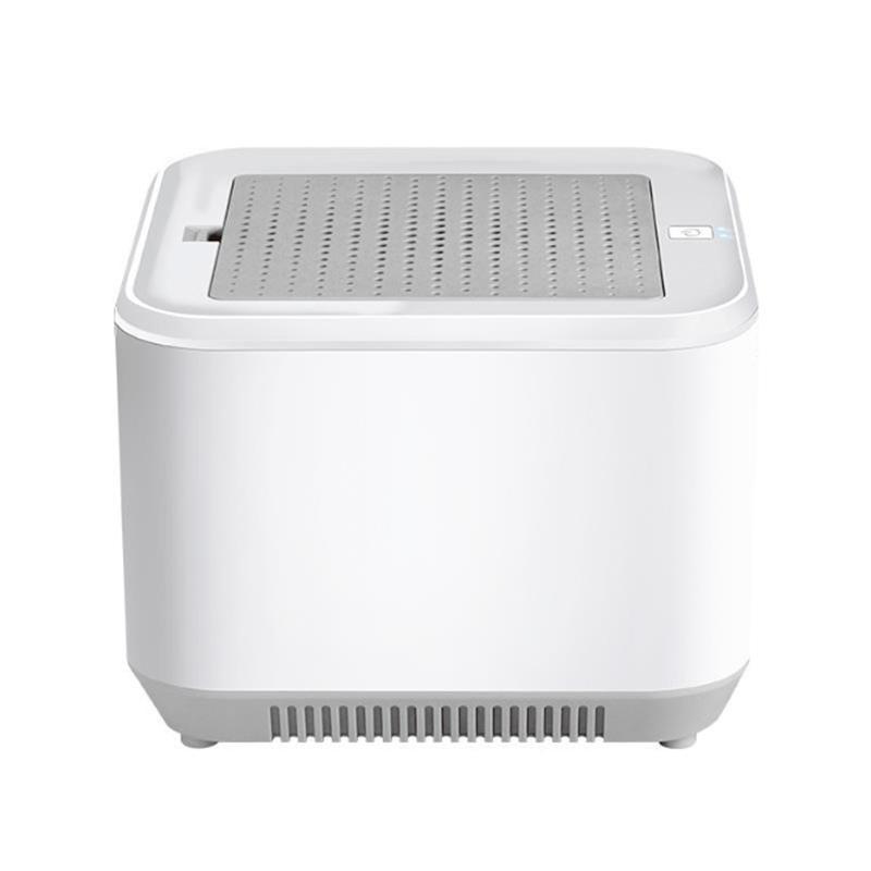 Purificador de aire lámpara ultravioleta del esterilizador Home Box filtro Hepa formaldehído PM2,5 olor purificador de aire Limpiador de escritorio