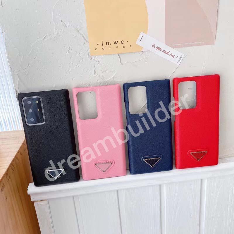 P Fashion Phone Custodie per iPhone 13 Pro Max 11 x XR XS XSMax Back Shell Samsung Galaxy S20P S20 S20U Nota 10 20 u