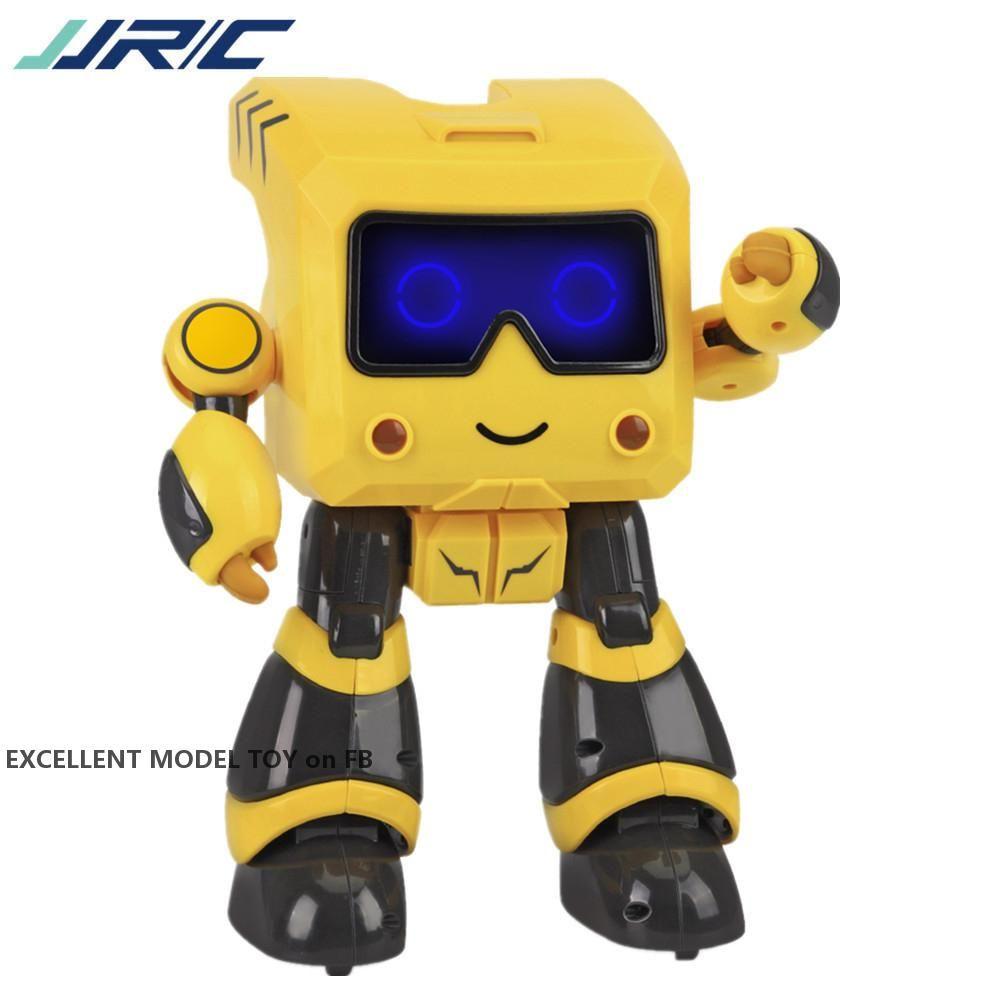 YDJ-K17 Intelligentes RC-Roboterspielzeug, Aktionsprogrammierung, Geldbox, Storage-Management, Touch-Sensing, Sing, Tanz Tell Story, Kind Geburtstagsgeschenk