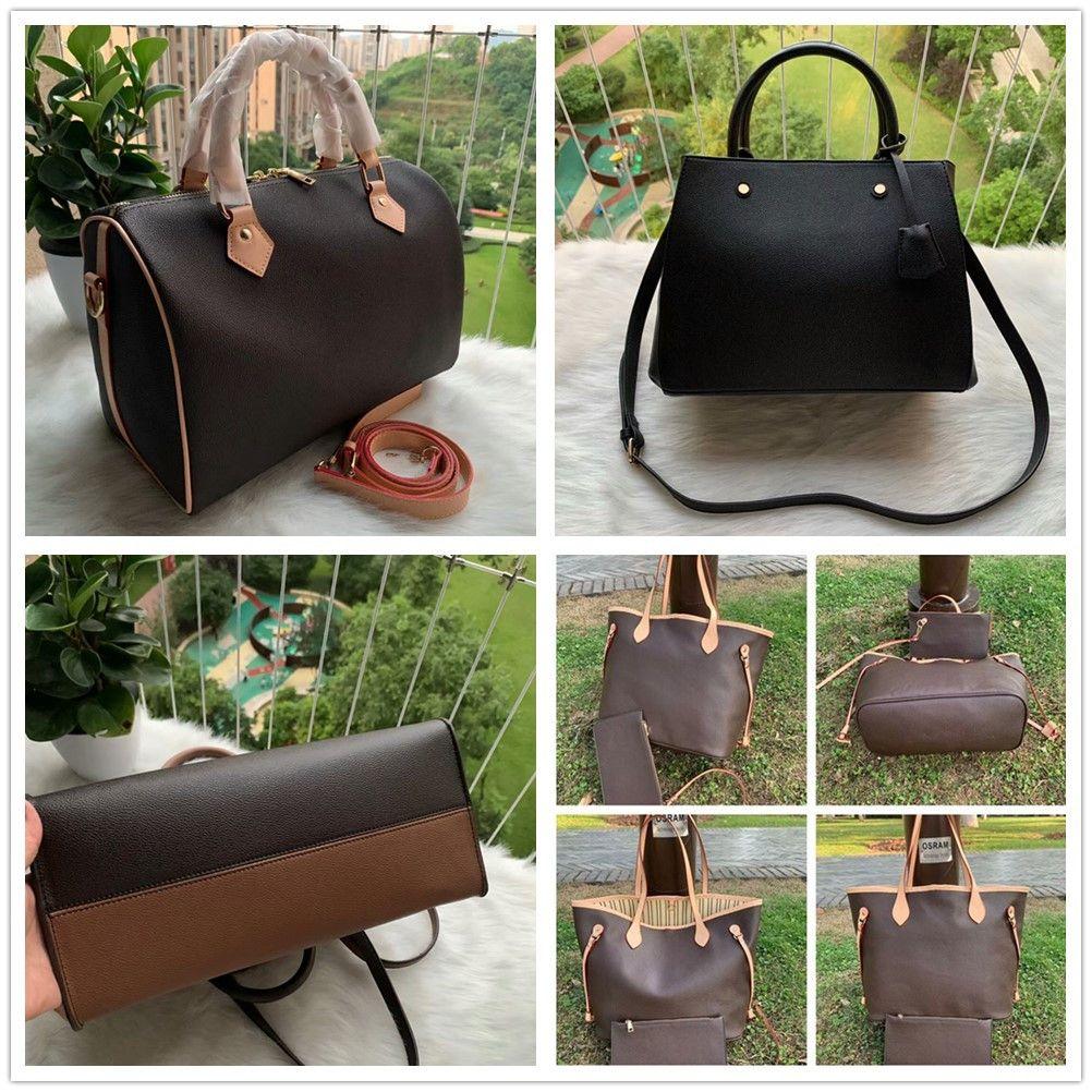 2021 Moda Designers Bag Mulheres Bolsa Luxurys Handbags de Alta Qualidade Senhoras Chain Bolsas De Ombro Patente