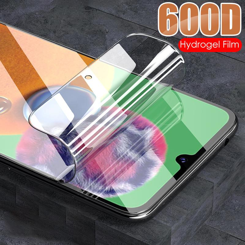 Гидрогельная пленка для Xiaomi Mi 10 Pro A3 Lite CC9E полная крышка 600D мягкий экран Protector для Xiaomi Mi9 Note10 CC9 Pro не стекло