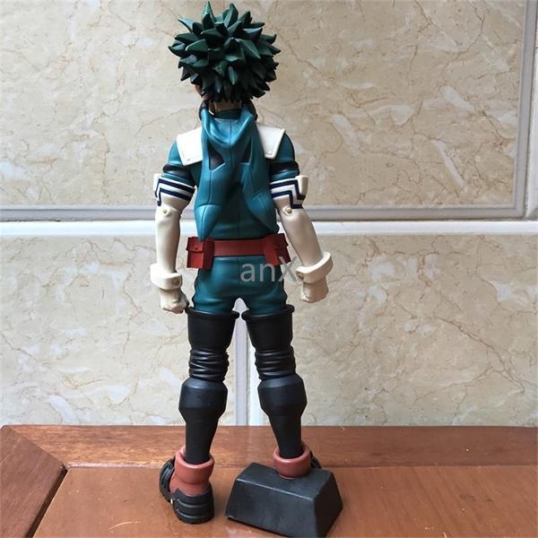 25 CM Anime Benim Kahraman Academia Figürü PVC ÇAFı Heykelcik DEKU Aksiyon Koleksiyon Model Süslemeleri Bebek Oyuncakları Çocuklar için Q1217