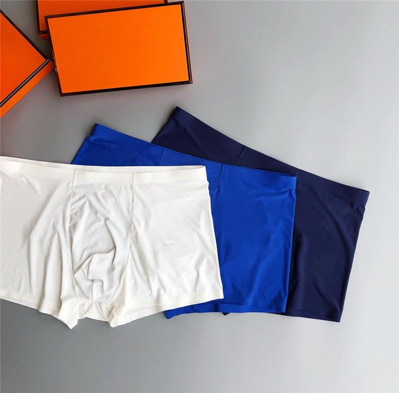 Mens Ethika underwears designers Fashion boxers Breathable Boxer Underpants Mens sexy Tight Waist Underpants Boxers Man Underwear