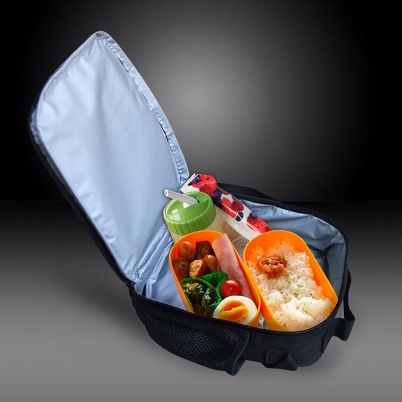 Игровой коробку для женщин и детей водонепроницаемый портативный изолированный обед Mochila пищевая сумка пикника Y200429