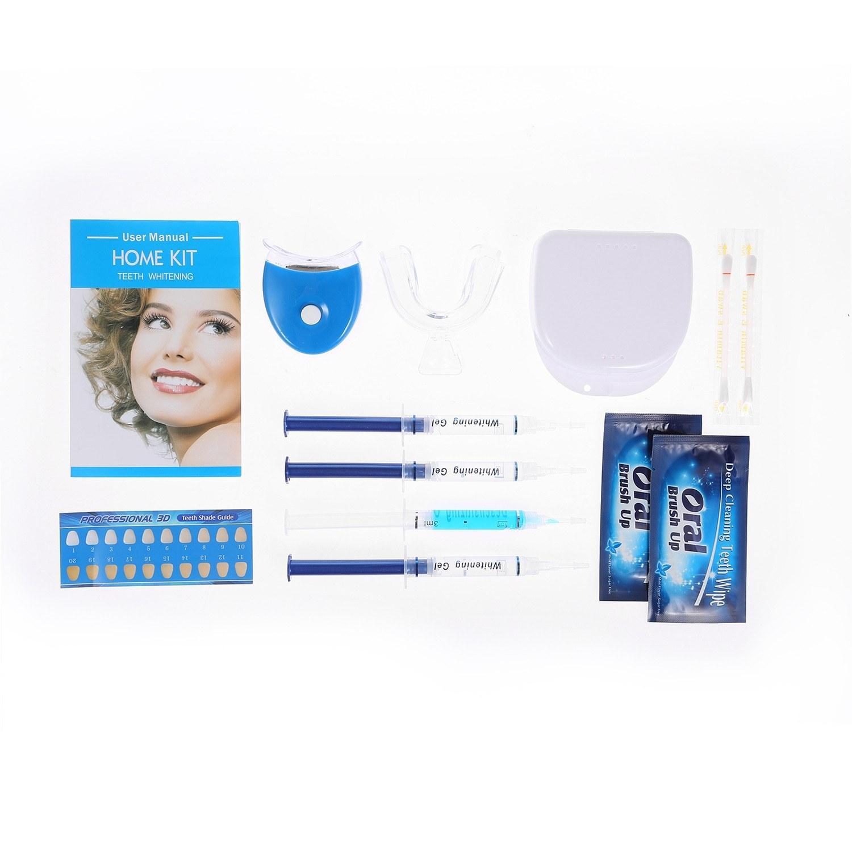 Kit de blanchiment des dents kit blanchiment gel gel gel gel gel home dents kit de blanchiment kit de blanchiment dentaire