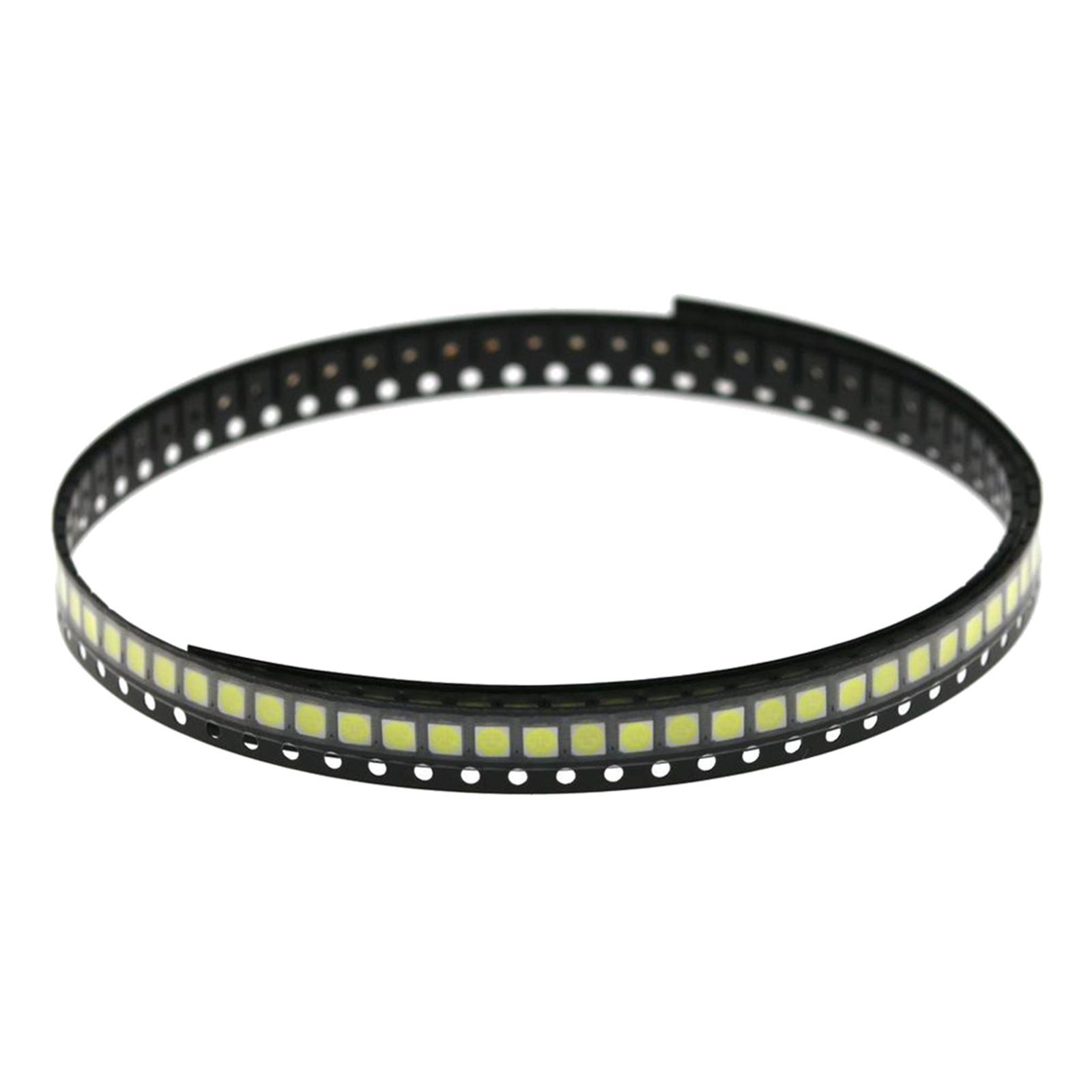 100pcs LED Backlight High Power LED 3030 3V 6V 9V Cool White TV Application 3030 SMD led diode