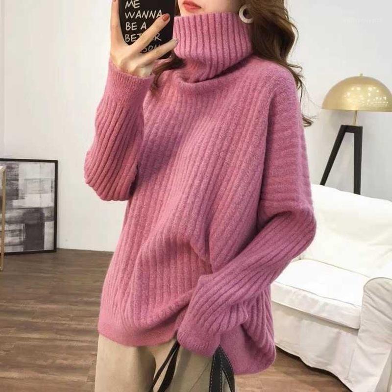 Женские свитера Геометрические шаблон мода базовый удар повседневная регулярные 2021 женские женщины с длинным рукавом все совпадает со свитерами в колледже1