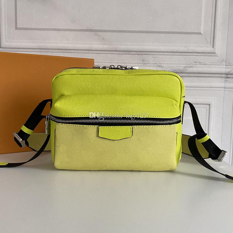 حقائب رسول في الهواء الطلق الأزياء الفرنسية M30239 M30233 M30243 نمط الرجال شعبية أكياس شعبية حجم 25x20x10.5cm