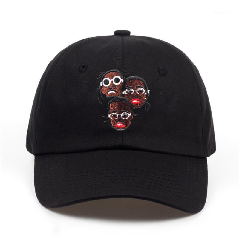 2018 nuova combinazione migos combinazione cappello dad uomo donna estate cotone 100% berretto da baseball regolabile snapback hip hop1