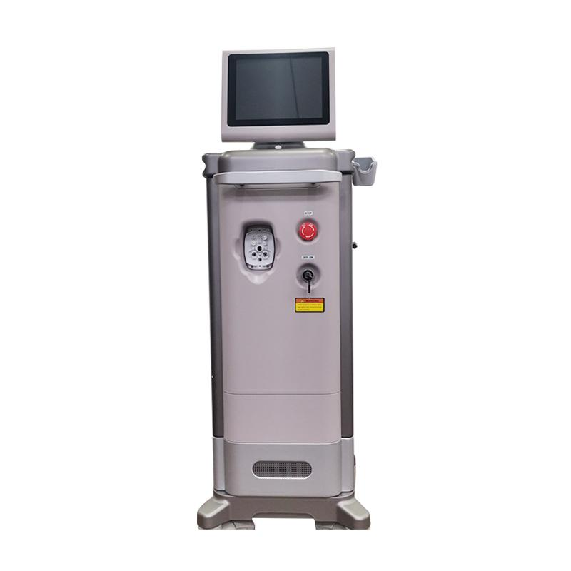 Bonne qualité médical CE Approbation 808nm diode laser épilation à cheveux Equipement de beautéMachine Alexandrite Laser Cheveux de Cheveux Remvoal