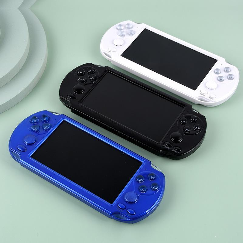 8 بت يده لعبة الروك وحدة التحكم HD فيديو لعبة لاعب دعم للكاميرا الكتاب الإلكتروني ل MP3 MP4 TV الألعاب الكلاسيكية الضخمة