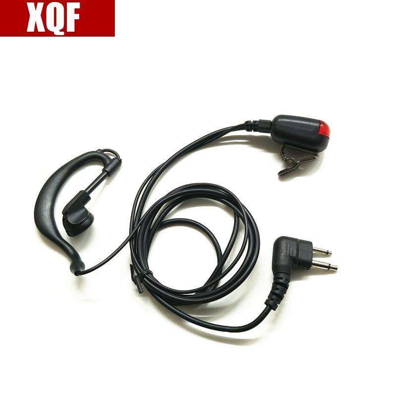 XQF 10PCS PCable Stecker für Z Tactical Bowman Elite II HD01 Radio-Headset Hörmuschel für Ham Radio Walkie Talkie