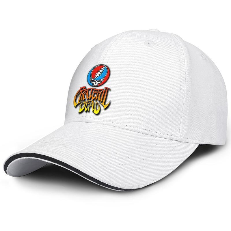 Fashion Baseball Cap Greatful-drummer-Dead-discography Adjustable Ball Hat Cool Personalized Trucker Cricket popular rock band The Dead