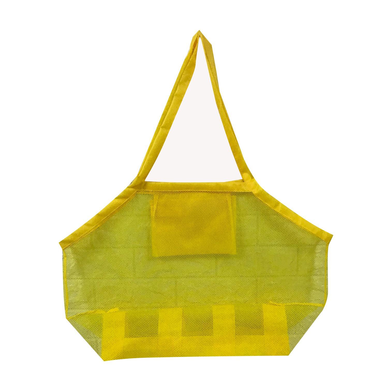 11 ألوان الفراغات الأطفال شبكة قذيفة الرمال شاطئ صدف حقيبة الاطفال شاطئ اللعب استلام حقيبة شبكة الرمال بعيدا الصليب حقيبة CCD3460