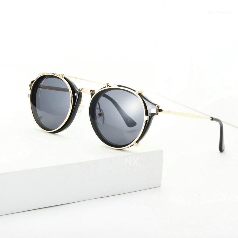 Солнцезащитные очки Mincl / Мода Женский Поляризованные Женщины Cat Glases Дамы Солнцезащитные Очки Зеркало с коробкой LXL1