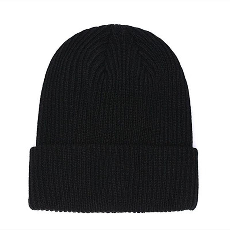 NOUVEAU France Bonnets de mode chapeaux Bonnet Hiver Bonnet chapeau en laine tricotée plus Velvet Cap Capuche de velours CLULLIES MASQUE DU MASQUE PRINCIER Homme