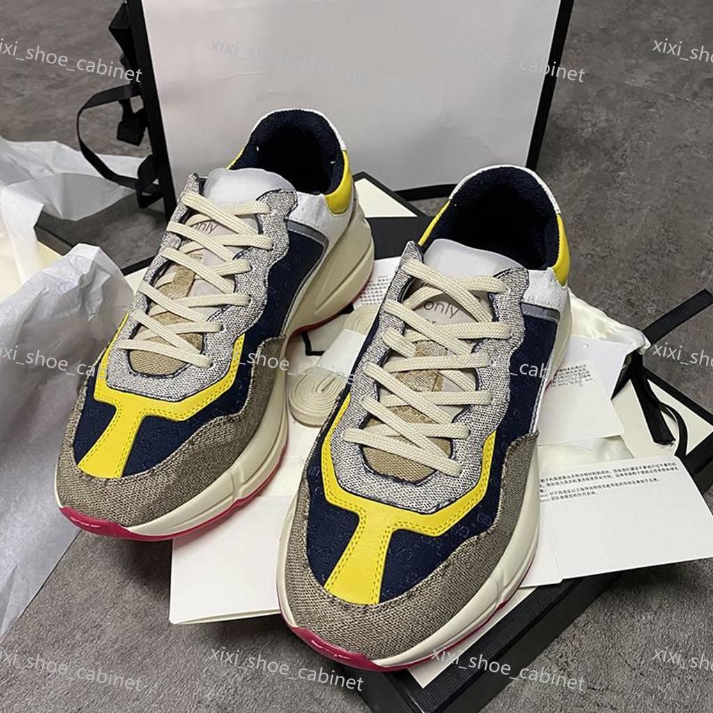 Gucci shoes 2021 Yeni Tasarım Ayakkabı Baskılı Retro Ayakkabı Terlik Basketbol Hava Platformu Sandal Kanye Üçlü Vintage Espadrilles Sandal Slaytlar